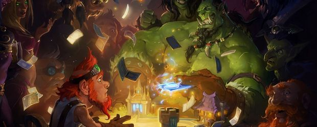Blizzard kündigt Free-to-Play-Online-Tradingcard-Game Hearthstone: Heroes of Warcraft an
