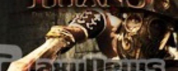 Kampf der Gladiator-Titanen