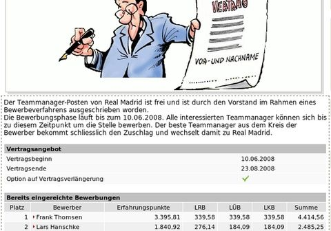 fmo online fussball manager on mmofactscom - Real Online Bewerbung