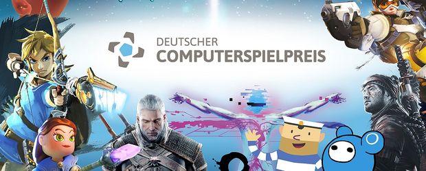 Deutscher Computerspielepreis 2018 mit neuen Juroren