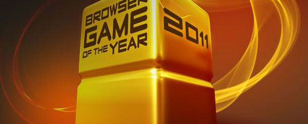 Vote now for your personal Browser Game of the Year 2011