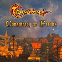 The Dark Eye: Conspiracy at Ferdok