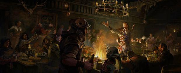 Kickstarter von The Bard's Tale IV bringt Klassiker zurück