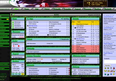Fmo Online Fussball Manager On Mmofacts Com