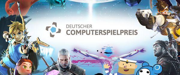 Deutscher Computerspielpreis 2018: Feierliche Gala am 10. April 2018 in München