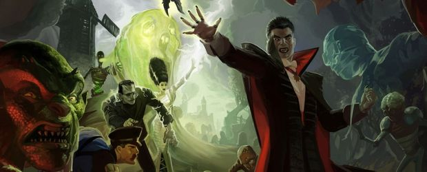 Bigpoint startet Closed Beta von Universal Monsters Online