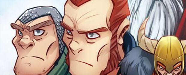 Sega kündigt Godsrule: War of Mortals an