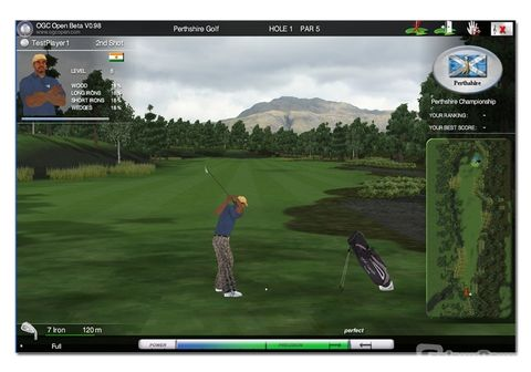 OGC Open  - The Online Golf Challenge