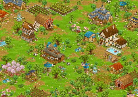Goodgame Big Farm - Best Casual Browser MMO 2013 - MMO of ... Goodgame Big Farm