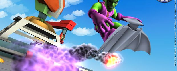 Marvel Super Hero Squad Online gestartet