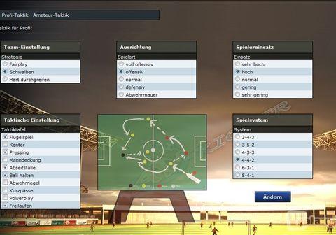 Av Kicker Der Fussball Manager On Mmofacts Com