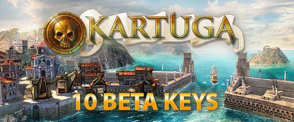 Kartuga angespielt - 10 Beta Keys zu gewinnen!