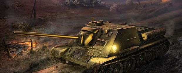 Wargaming.net kündigt Browsergame World of Tanks: Generals an