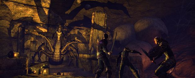 Konsolenversion von The Elder Scrolls Online angeblich eingestellt *Update*