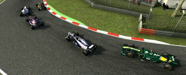 F1 Online: The Game ab sofort in der Open Beta