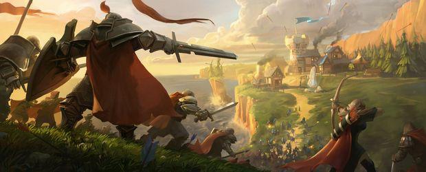 Berliner Entwicklerstudio arbeitet an Sandbox-MMORPG Albion Online