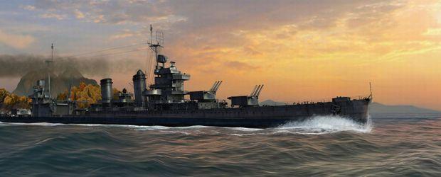 Erste Screenshots zu World of Warships veröffentlicht