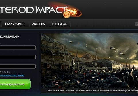 Asteroid Impact on mmofacts com
