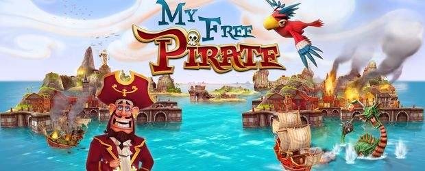 Upjers startet Closed Beta von My Free Pirate