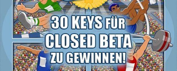 30 Keys für die Closed Beta zu gewinnen!
