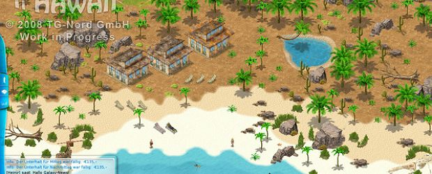 Sneak Preview: Travian Games wants to send you to Hawaii!
