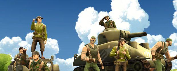 Neuer Spielmodus im MMO Battlefield Heroes