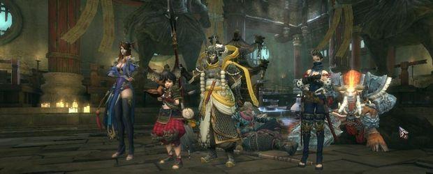 MMORPG Asura Online wird international veröffentlicht