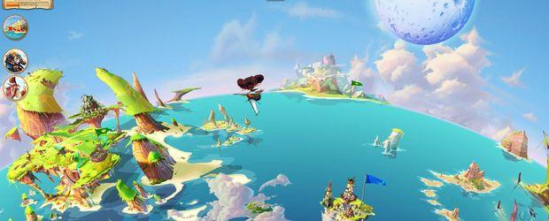 Großes Update für Skylancer - Battle for Horizon erschienen