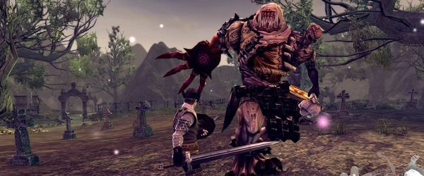 Frogster kündigt Closed Beta des Action-MMOs RaiderZ an