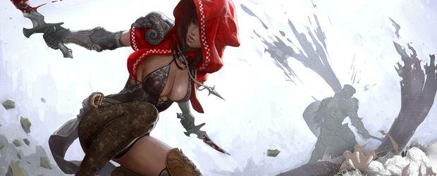 MMORPG RaiderZ öffnet heute die Pforten
