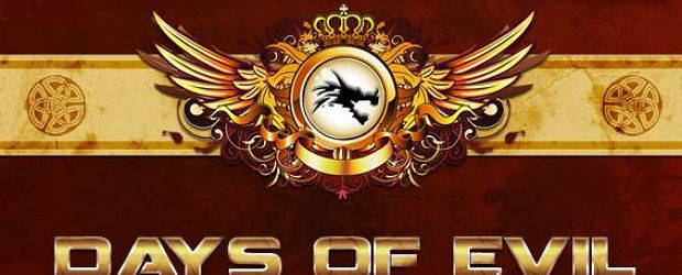 Gewinnt Basis-, Ausbau- und Meister-Packs für das Browsergame Days of Evil!
