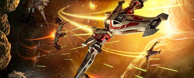 Raumkämpfe im MMORPG Star Wars: The Old Republic - Lang erwartet und endlich angekündigt