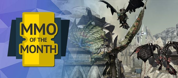 Dragon's Prophet wins MMO of the Month, October 2013