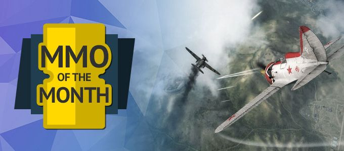 World of Warplanes wins MMO of the Month, December 2013